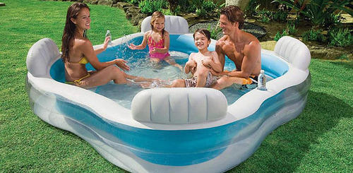 Get to know about inflatable pools