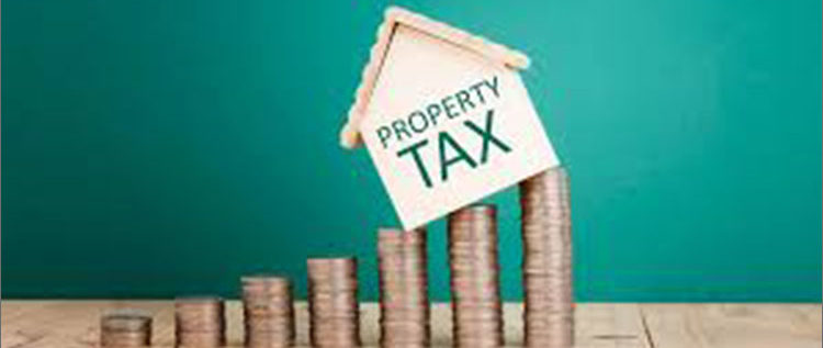 COVID property tax relief